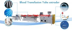 Blood Transfusion Tube extruder