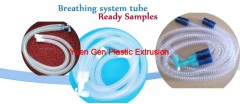 Breathing system tube Corrutaged Pipe Extruder