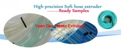 High precision Soft hose extruder
