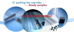 IC packing bar extruder